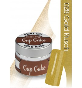 Chiodo Pro  Żel linia cup cake gold rush 028