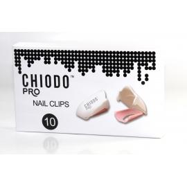 ChiodoPRO Nail Clips do sciagania hybryd (10szt)