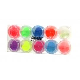 ChiodoPRO Puder Fluoroesencyjny zest 10szt